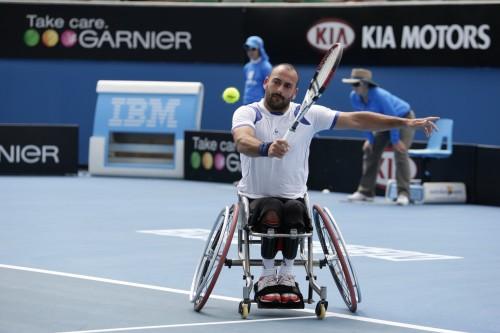 Conférence tennis en fauteuil à lyon